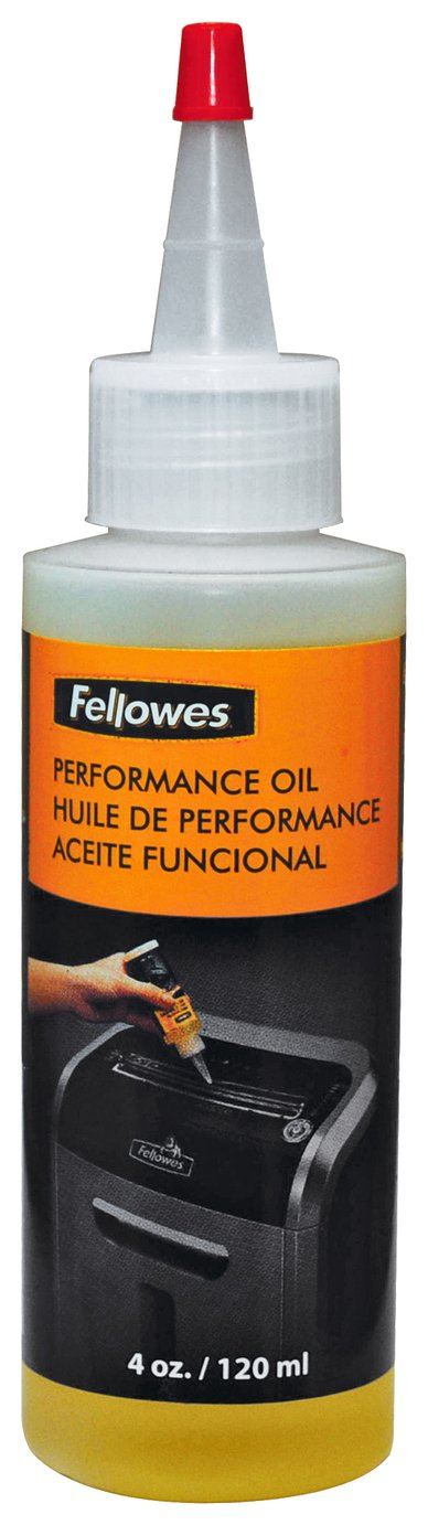 Fellowes 120ml Shredder Oil from Fellowes