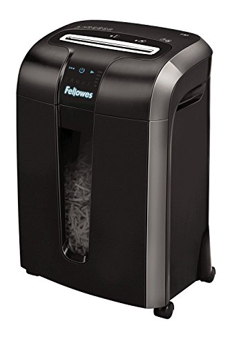 Fellowes Powershred 73 Ci Cross Cut Paper Shredder for the Small or Home Office, 12 Sheet from Fellowes
