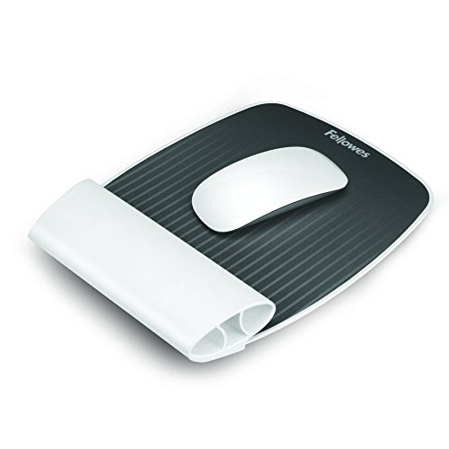 Fellowes I-Spire Series Wrist Rocker - White from Fellowes