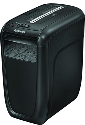 Fellowes Powershred 60Cs 10 Sheet Cross Cut Personal Shredder With SafeSense from Fellowes