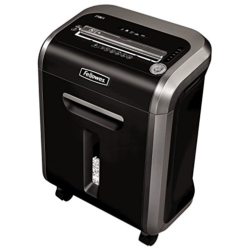 Fellowes Powershred 79Ci 16 Sheet Cross Cut Paper Shredder for the Small or Home Office with 100 Percent Jam Proof, SafeSense and Silent Shred from Fellowes