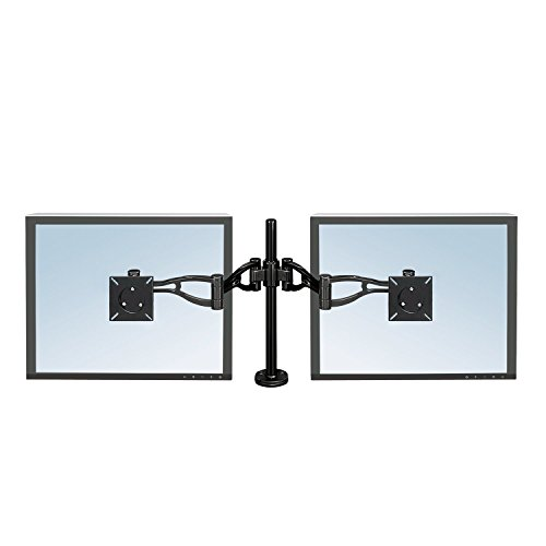 Fellowes Professional Series Dual Arm Stand for Monitor from Fellowes