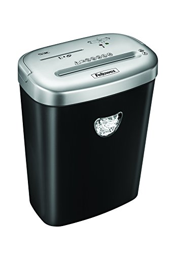 Fellowes Powershred 53C Particle Cut (P-4) Paper Shredder with CD Shredder, 10 Sheets, for 1 User Home/Home Office from Fellowes