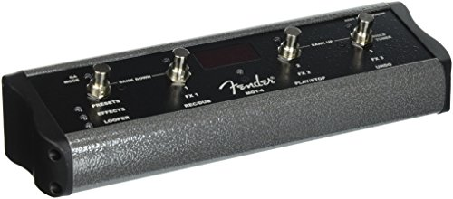 Fender FENMGT4SWITCH Foot Switch for Mustang GT Series from Fender