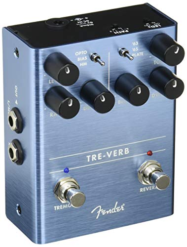 Fender Tre-Verb Tremolo/Reverb Pedal from Fender