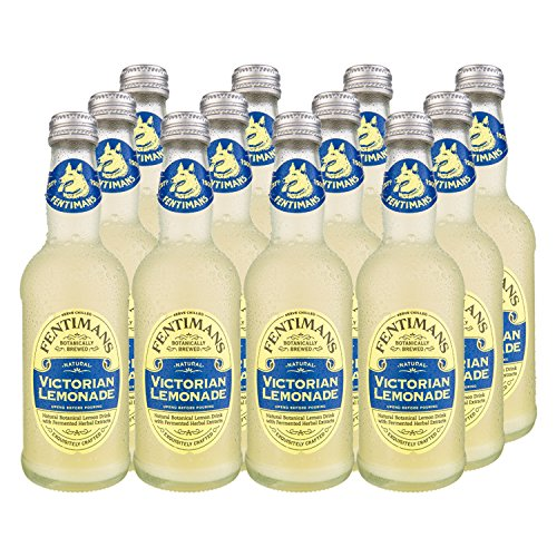 Fentimans Traditional Victorian Lemonade 275 ml (Pack of 12) from Fentimans