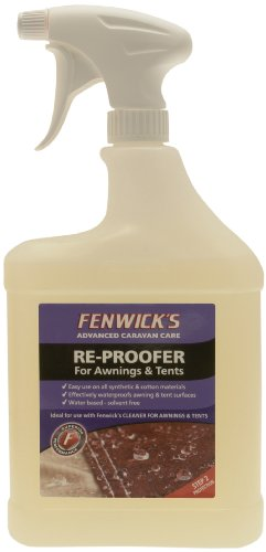 Fenwicks 1813C Awning and Tent Reprooofer, 1 Liter from Fenwicks