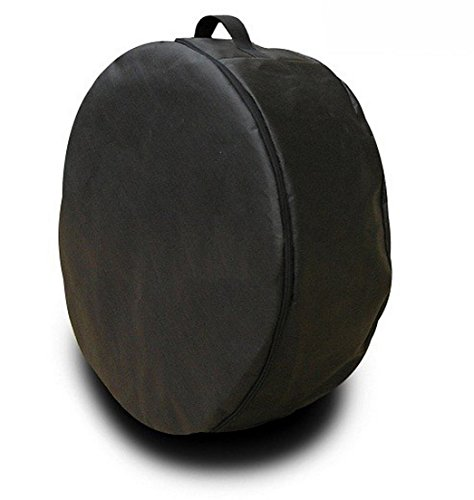 "Black wheel cover 15 - 18 "" Size XXL Tyre Bag Protector Different sizes from Ferocity"