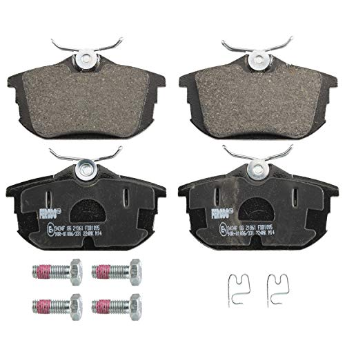 Ferodo FDB1095 Brake Pad Set, disc brake - (set of 4) from Ferodo