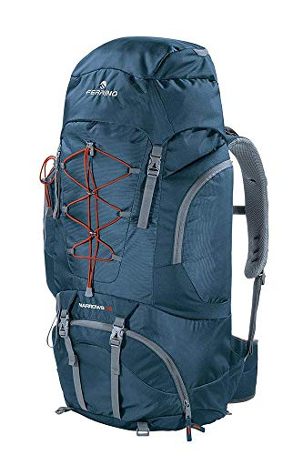 Ferrino Narrows Backpack, Blue, Large/70L from Ferrino