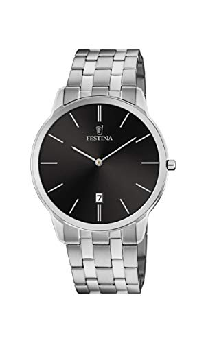 Festina Womens Analogue Quartz Watch with Stainless Steel Strap F6868/3 from Festina