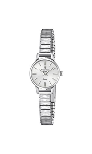 Festina Womens Analogue Classic Quartz Watch with Stainless Steel Strap F20262/1 from Festina