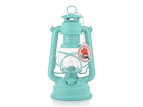 Feuerhand Baby Special 276 Storm Lantern Light Green from Feuerhand