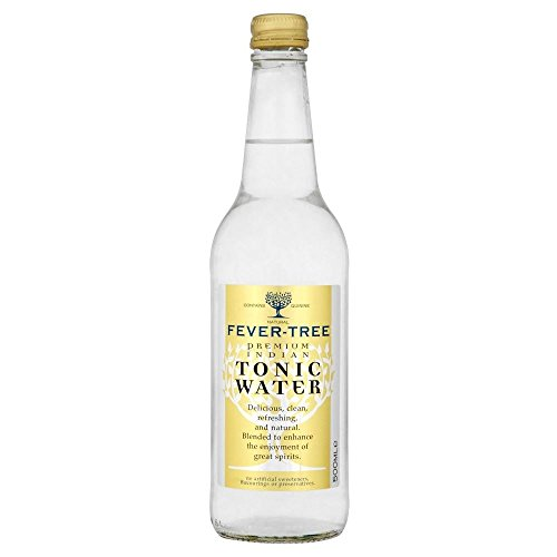 Fever Tree Indian Tonic Water (500ml) - Pack of 6 from Fever Tree
