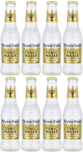 Fever-Tree Indian Tonic Water 8x200ml from Fever Tree