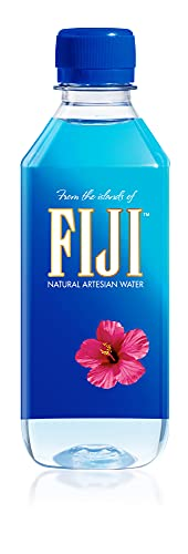 FIJI Natural Artesian Water Bottles, 6 x 330 ml (Pack of 6, Total 36 Bottles) from Fiji
