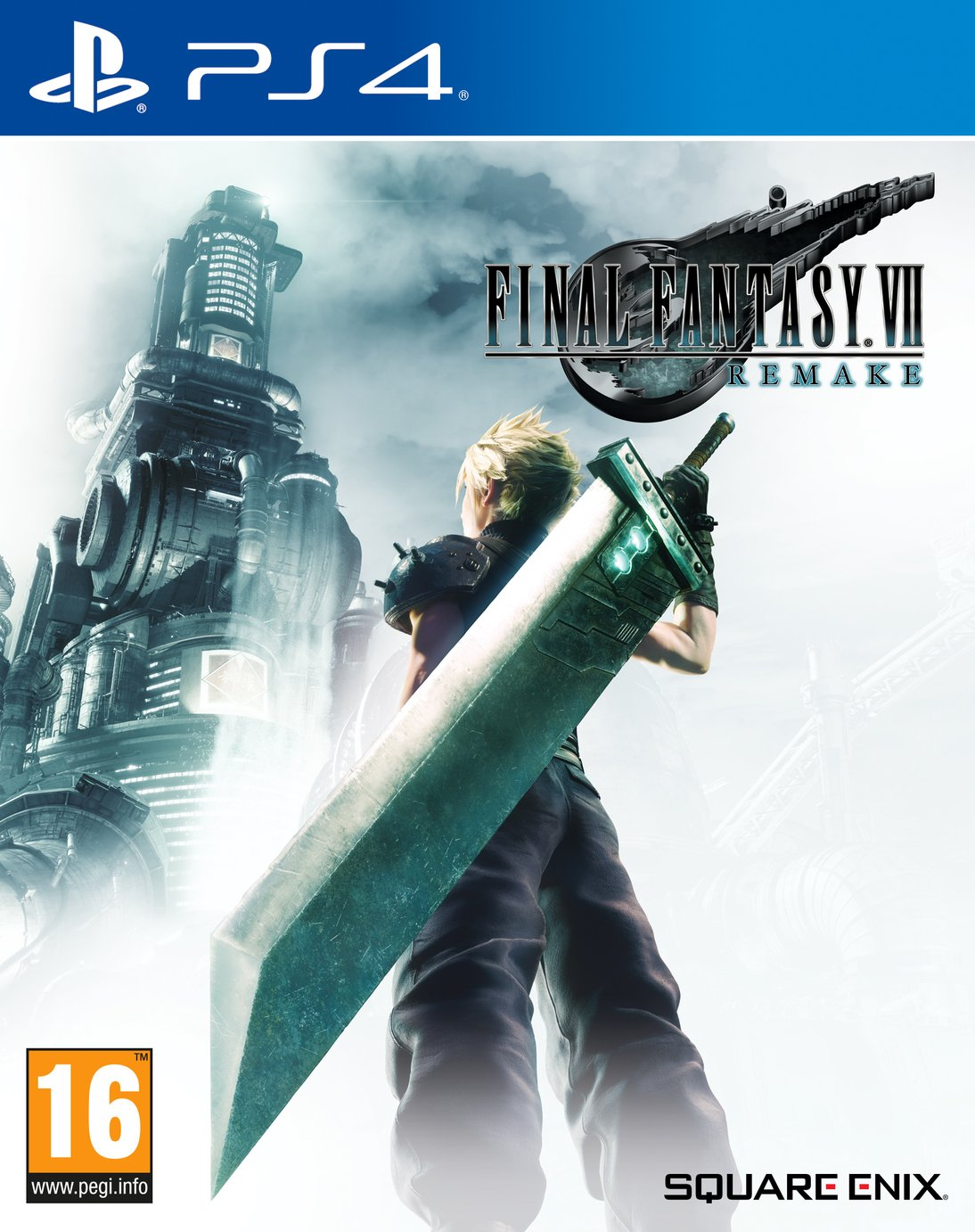 Final Fantasy VII Remake PS4 Pre-order Game. from final fantasy