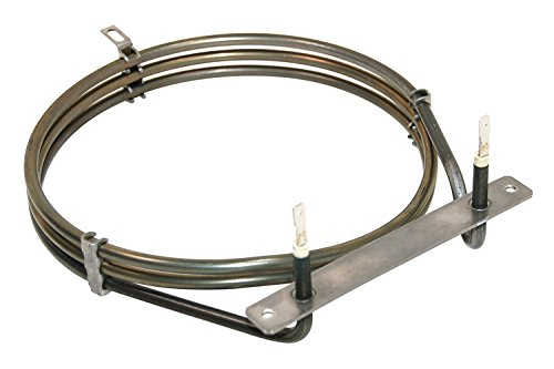 Replacement Compatible Electrolux, Zanussi, AEG, Tricity Bendix Fan Oven Element 2500W from Find A Spare
