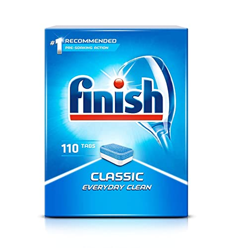 Finish Classic Dishwasher Tablets - Pack of 110 Tablets from Finish