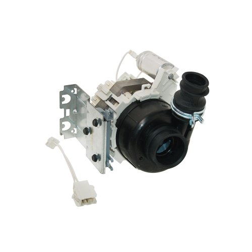 Recirculation Pump Motor for Firenzi Dishwasher Equivalent to 480140103009 from Firenzi