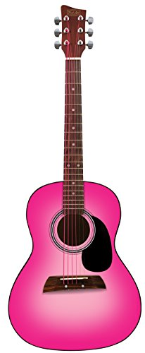 "First Act 36"" Acoustic Guitar - Pink from First Act"