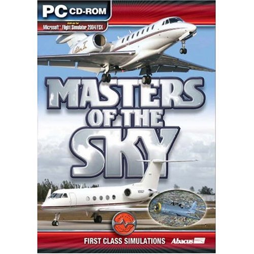 Masters of the Sky: Add-On for FS 2004/FSX - Exclusive to Amazon.co.uk (PC CD) from First Class Simulations