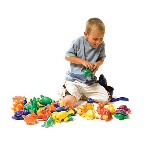 First-Play Beanbag Animal Menagerie Game, Multi-Colour from First-Play