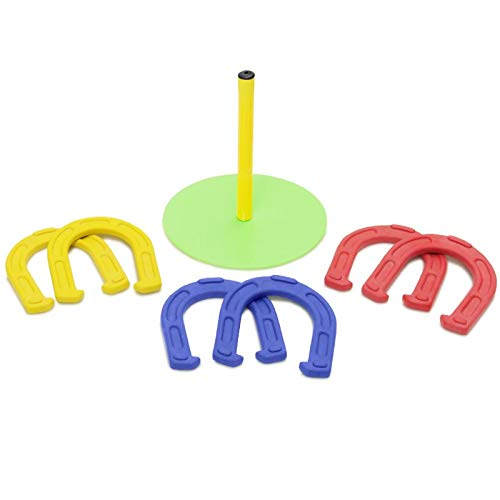 First-Play Horseshoe Game, Multi-Colour from First-Play