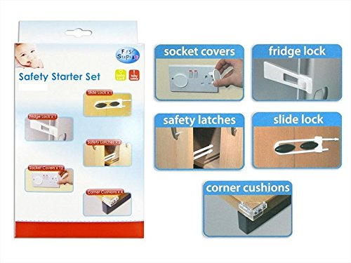 First Steps Home Safety Starter Set (16-Piece) from First Steps