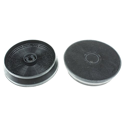First4Spares Carbon Charcoal Filter For Indesit Cooker Hood / Extractor Vent (Pack of 2) from First4spares