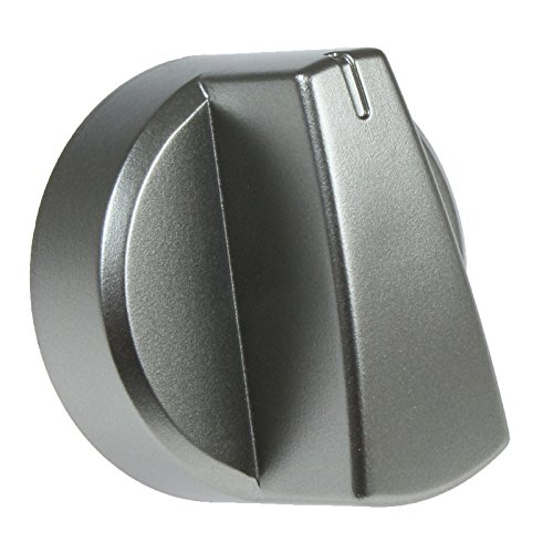 First4Spares Replacement Control Knob for Belling Cooker Hobs, Silver from First4spares