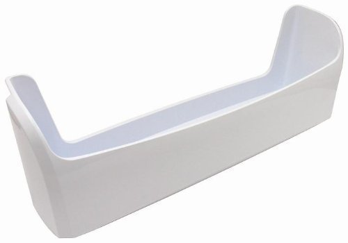 First4spares Replacement Lower Bottle Rack Door Shelf for Ariston Fridge Freezers from First4spares