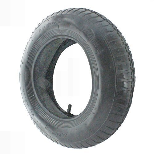 First4spares Ride on Lawnmower & Wheelbarrow Tyre and Inner Tube Wheel Tyre 3.50 - 8, 35PSi from First4spares