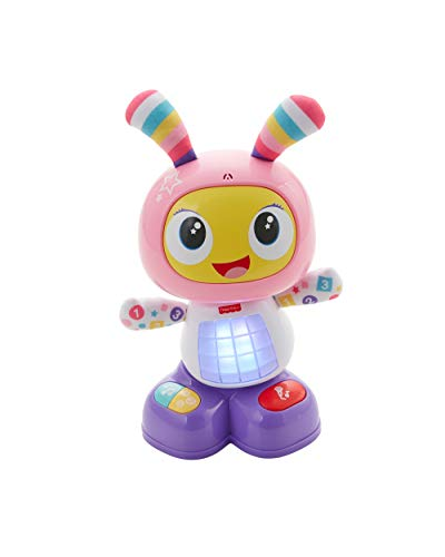 Fisher-Price 900 DYP06 Beat Belle Playset, Electronic Music and Dance Learning Toddler Toy from Fisher-Price