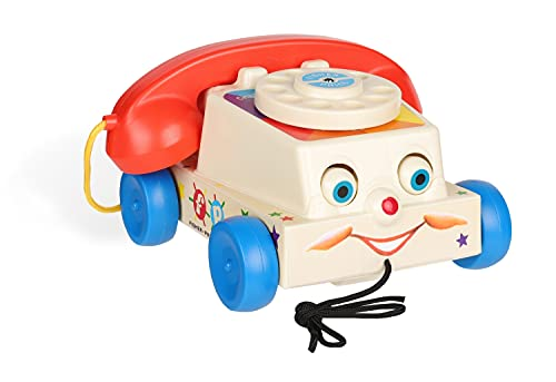 Fisher Price Classics 1694 Chatter Telephone from Fisher-Price