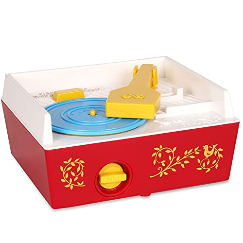 Fisher- Price BFI1697 Classics Record Player from Fisher-Price