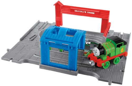 Thomas and Friends Starter Set Percy from Fisher-Price