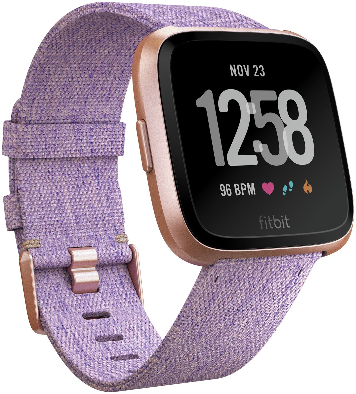 Fitbit Versa Special Edition Smart Watch - Lavender from Fitbit