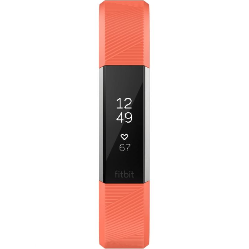 Unisex Fitbit ALTA HR Bluetooth Fitness Activity Tracker Watch from Fitbit
