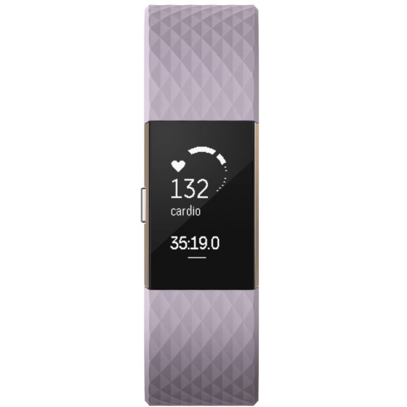Unisex Fitbit Charge 2 Special Edition Bluetooth Fitness Activity Tracker Watch from Fitbit