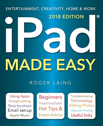 iPad Made Easy (2018 Edition) from Flame Tree Publishing