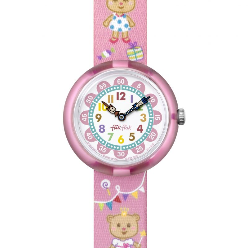 Childrens Flik Flak Lovely Party Watch from Flik Flak