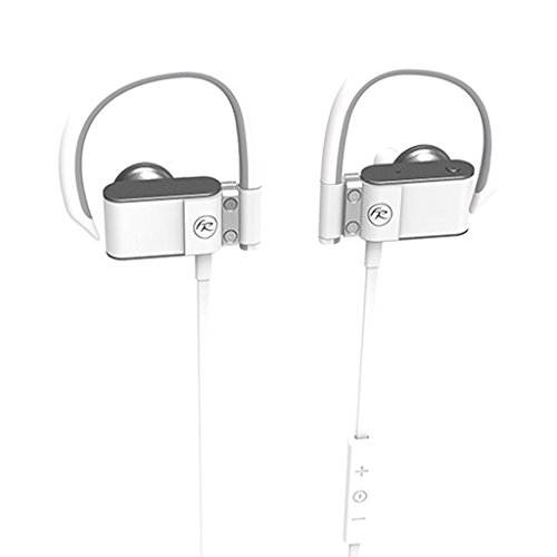 Floyd Rose FR360WH Earbuds Bluetooth Headphone, White from Floyd Rose