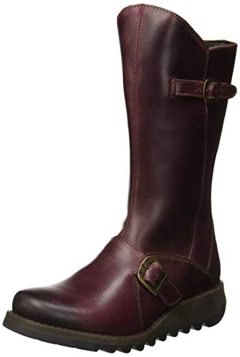 7300474d4 Fly London Women's MES 2 Chukka Boots, Purple 009, 5 (38 EU)