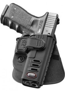 GLCH - Glock 17/19 Paddle Retention Holster from Fobus