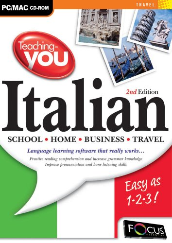 Teaching-you Italian 2nd Edition from Focus Multimedia Ltd
