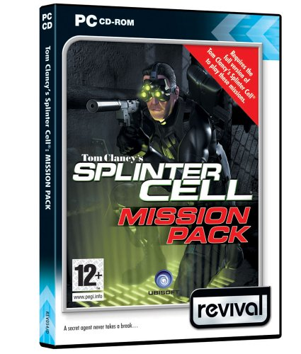 Tom Clancy's Splinter Cell Mission Pack (PC) from FOCUS MULTIMEDIA