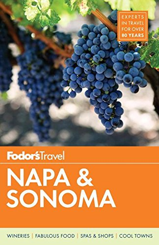 Fodor's Napa & Sonoma (Full-color Travel Guide) from KLO80