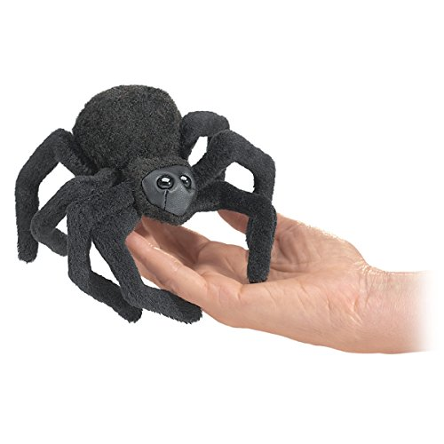 Folkmanis Mini Spider Puppet from Folkmanis