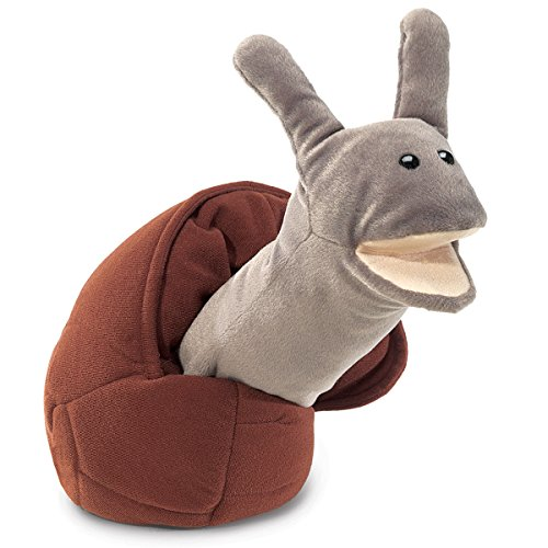 Folkmanis Snail Hand Puppet from Folkmanis